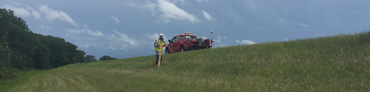 Land Surveying Header