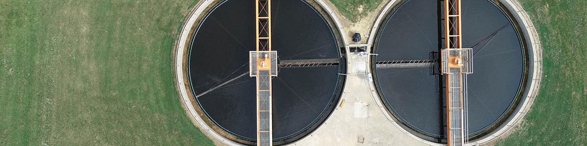 Wastewater Header